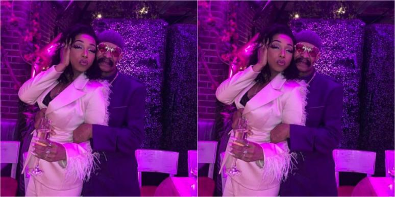 Are Tiffany Pollard And Drake's Dad Dating? New Details On 'Flavor Of Love' Star Cozying Up To Dennis Graham