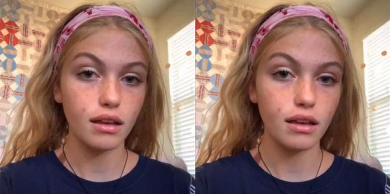 The Viral Math Girl From TikTok Perfectly Encapsulates What It's Like to Be Female Online