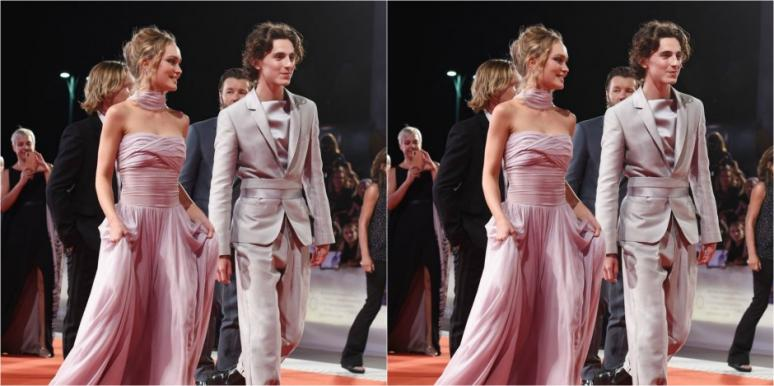 Who Is Lily Rose Depp New Details On Timothee Chalamet S Girlfriend Who He Was Spotted Kissing On Italian Vacation Yourtango