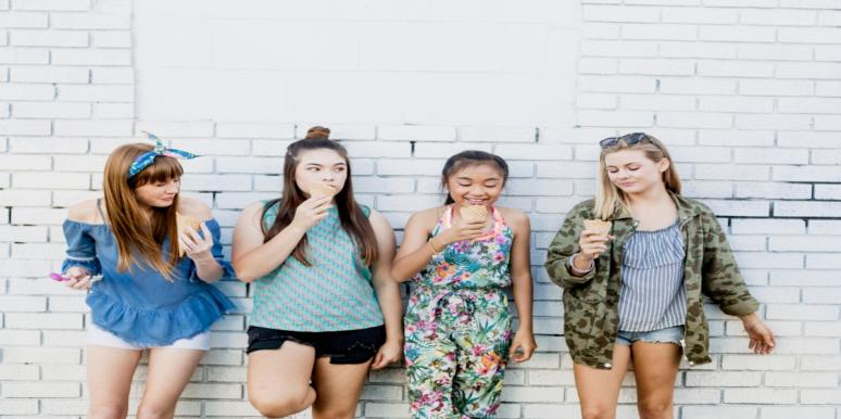 6 Tips For Talking To Your Tween About Weight Gain