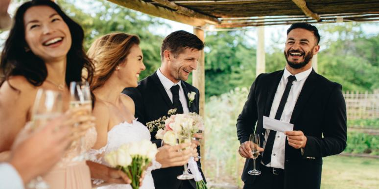 8 Ways To Completely F*ck Up Your Wedding Toast
