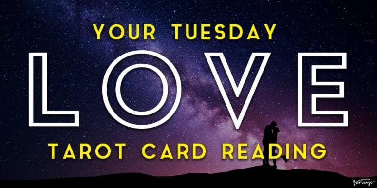 Today's Love Horoscopes + Tarot Card Readings For All Zodiac Signs On Tuesday, February 18, 2020