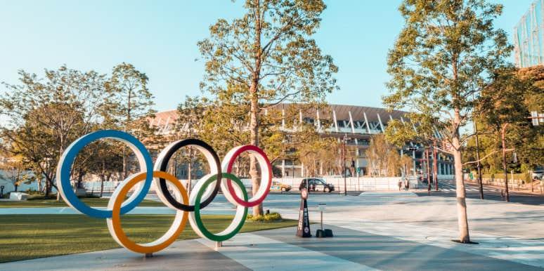 tokyo olympics 2020 stadium bed