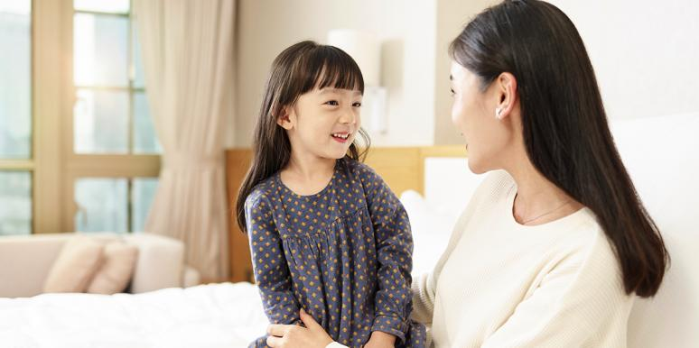 Why I Told My Five-Year-Old Daughter She Has A Vagina