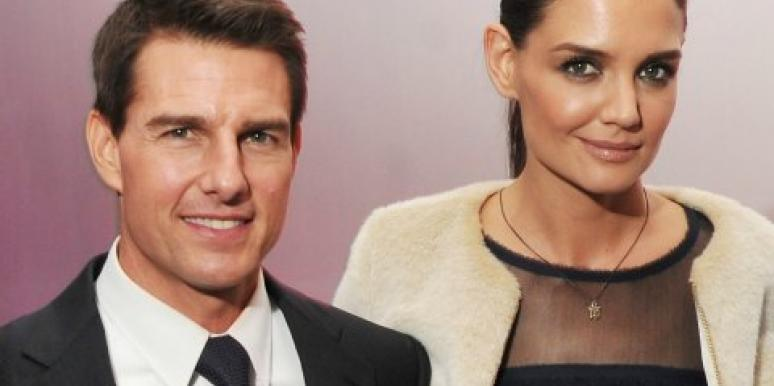 Tom Cruise & KAtie Holmes divorce finalized