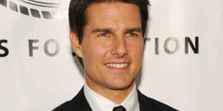 Tom Cruise in NYC June 2012