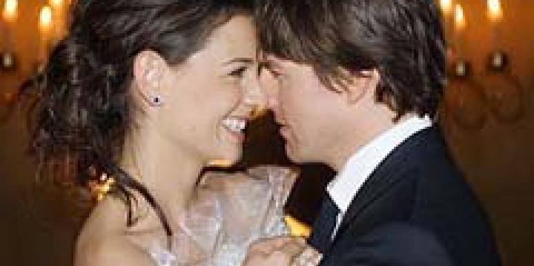 Tom Cruise Katie Holmes Wedding