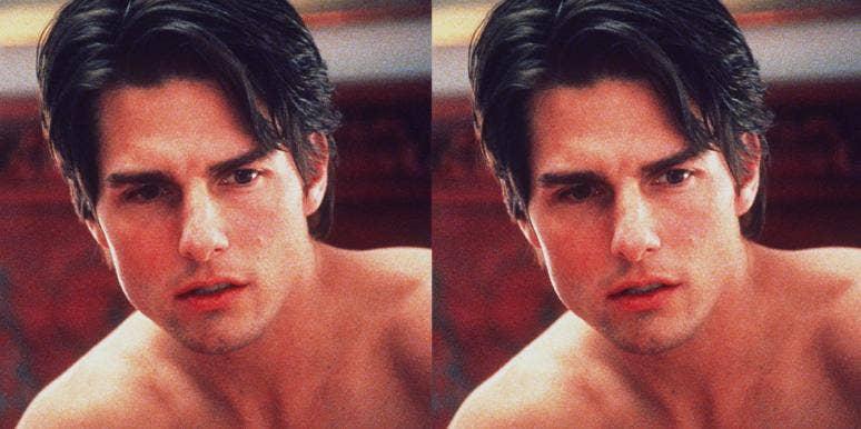 What Tom Cruise Looks Like Naked