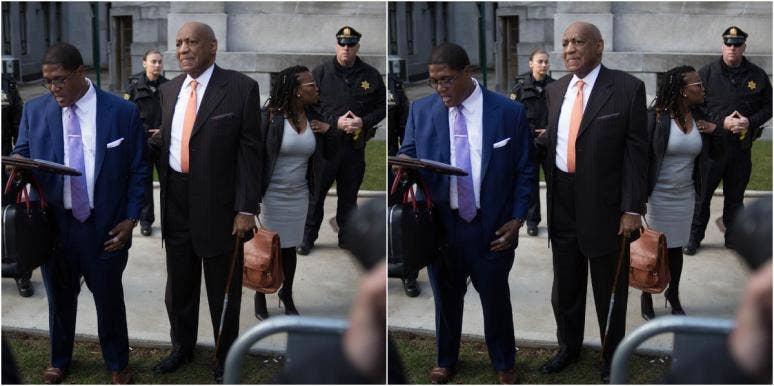 Bill Cosby release press conference