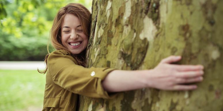 Meet The Woman Who Plans To Marry A Tree