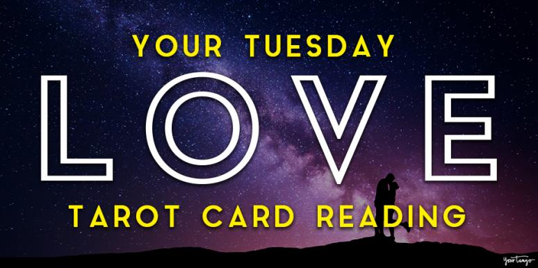 Today's Love Horoscopes + Tarot Card Readings For All Zodiac Signs On Tuesday, March 3, 2020