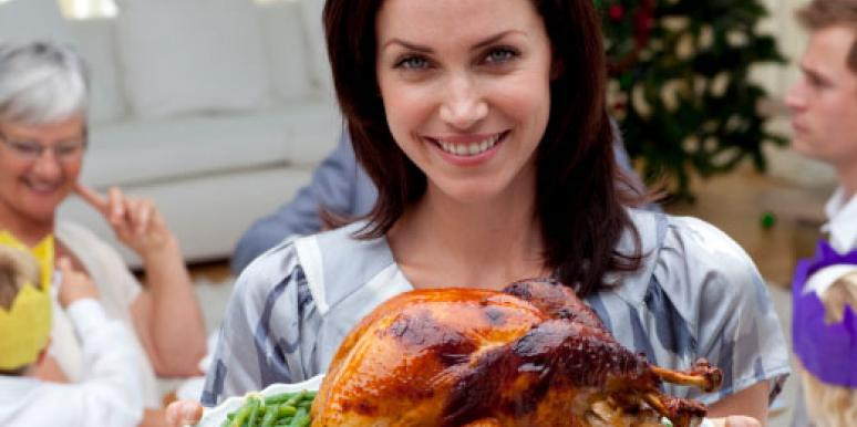 woman turkey