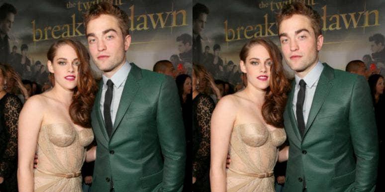 Robert Pattinson, Kristen Stewart dating