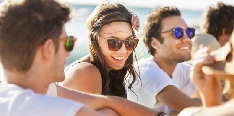 Study Shows Males Become Amorous On Alcohol