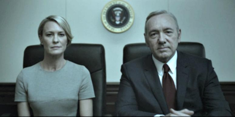 marriage advice from house of cards
