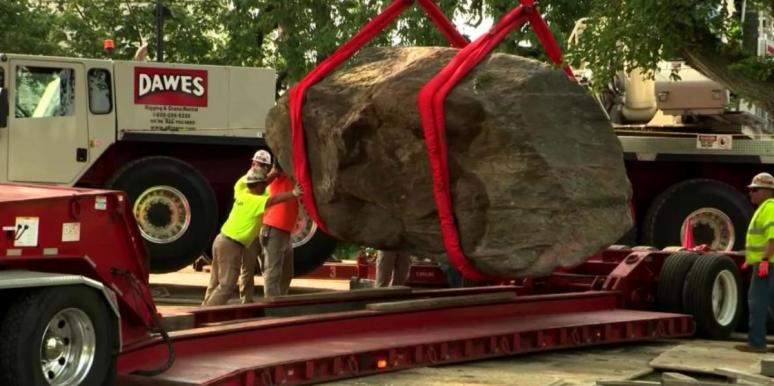 Chamberlin Rock University Of Wisconsin Removed