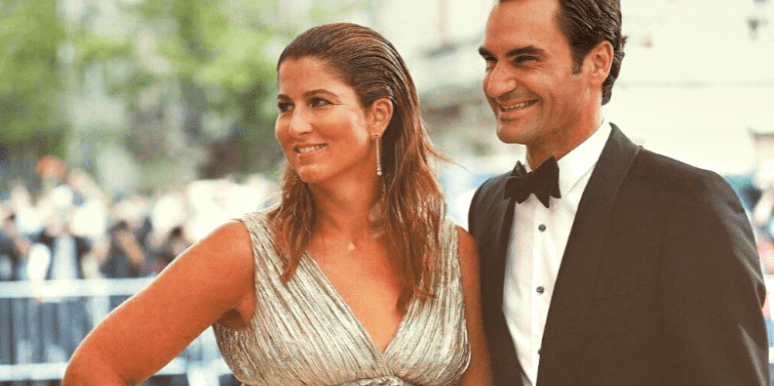 who is roger federer's wife