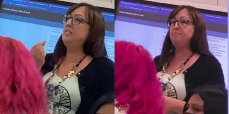 Utah High School Teacher Vaccine Rant Video