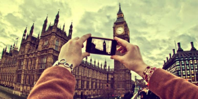 London Vacation Photo