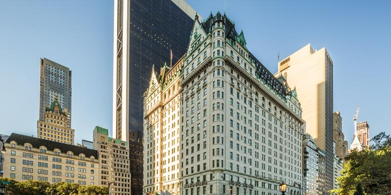 What Happened When I Tried To Crash A Valentine's Day Wedding At The Plaza Hotel On Valentine's Day