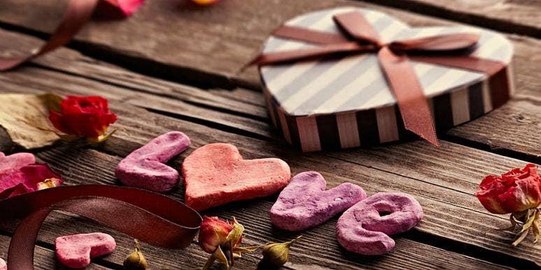 Valentine's gift.