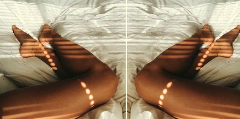 Venus sex position