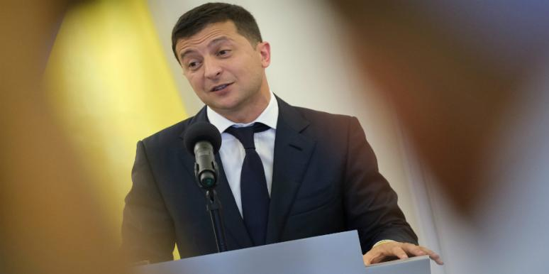 Who Is Volodymyr Zelensky? New Details On President Of Ukraine In The Trump Impeachment