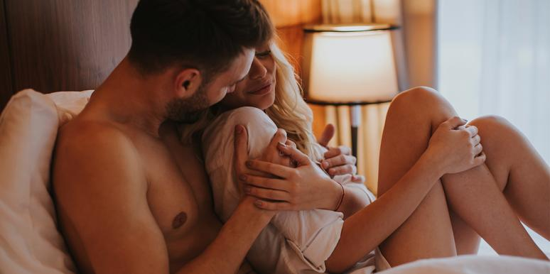 I Made Him Wait To Have Sex, But He Still Married Me