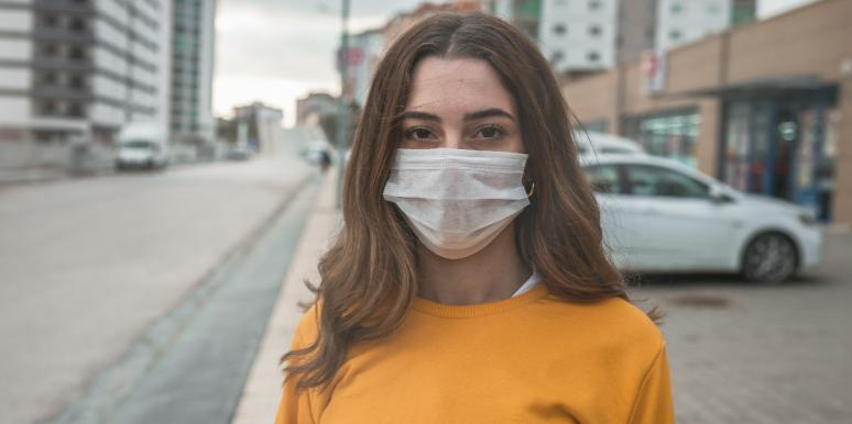 Why Wearing A Mask Is For You, Not Me