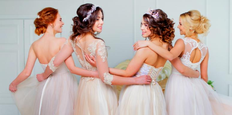 empire-waist wedding dresses