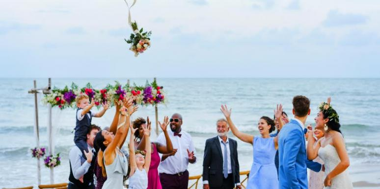 What Is The Wedding Reception Order Of Events A Step By