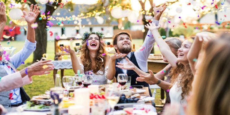 Wedding Program Template Ideas