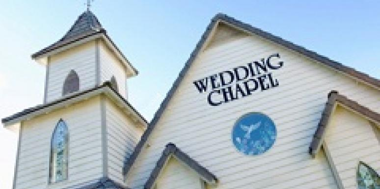 wedding chapel church