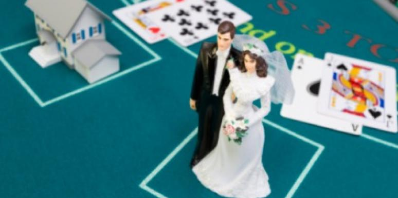 wedding gambling