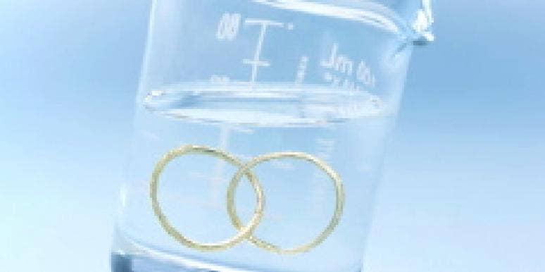 Rings in water