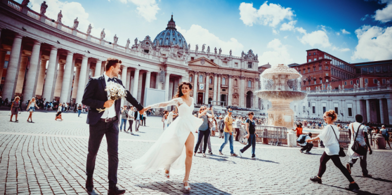 The First Song You Should Dance To As A Married Couple On Your Wedding Day, By Zodiac Sign