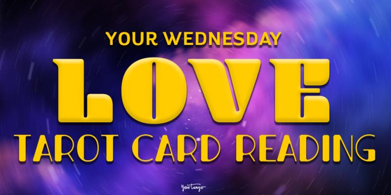 Today's Love Horoscopes + Tarot Card Readings For All Zodiac Signs On Wednesday, February 12, 2020