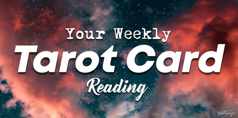 Your Zodiac Sign's Weekly Tarot Card Reading For January 11 - 17, 2021