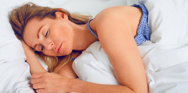 Sleeping In This Position Makes You Get Wrinkles Faster, Says Science