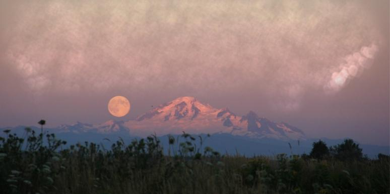 What Is A Super Pink Full Moon?