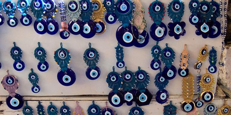 What Is The Evil Eye? Meaning & History Of This Common Symbol