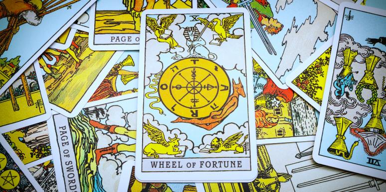 Wheel Of Fortune Tarot Card Meanings: Upright, Reversed, Love