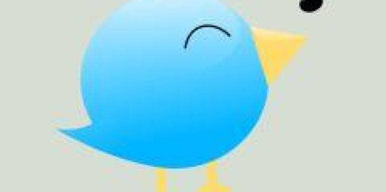 twitter bird whistling