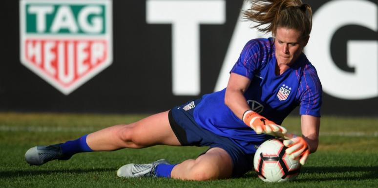 Who Is Alyssa Naeher? New Details On The U.S. Women's Soccer Second Goalkeeper Competing In The World Cup