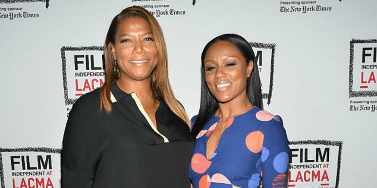 Who Is Eboni Nichols? New Details On Queen Latifah's Girlfriend Who's A Former LA Lakers Cheerleader