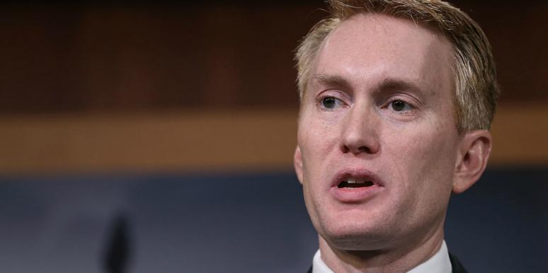 who is James Lankford's wife