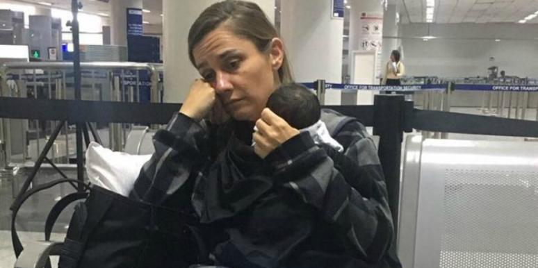Who Is Jennifer Erin Talbot? Utah Woman Tried To Smuggle Newborn Baby To U.S. In Carry-On Luggage