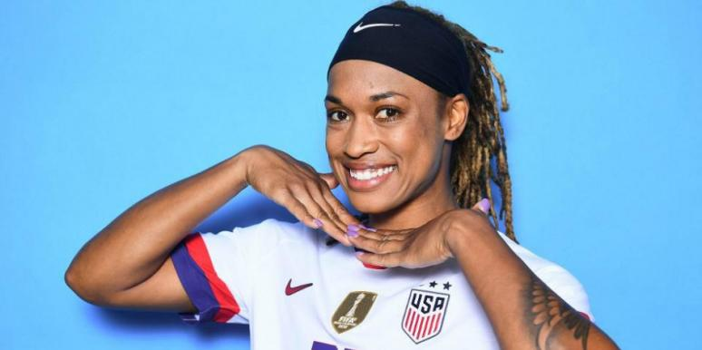 Who Is Jessica McDonald? New Details On The U.S. Women's Soccer Forward Competing In The World Cup