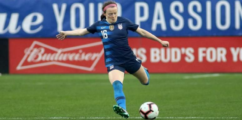 8465c2839f6 Who Is Rose Lavelle? New Details On The U.S. Women's Soccer Midfielder  Competing In The World Cup
