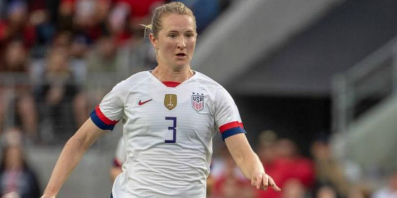 Who Is Samantha Mewis? New Details On The U.S. Women's Soccer Midfielder Competing In The World Cup